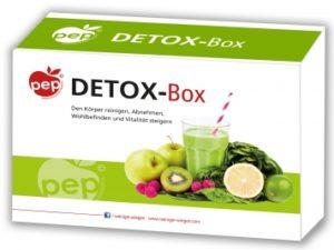 PEP Detox Box