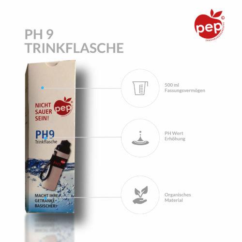 PH9-Trinkflasche