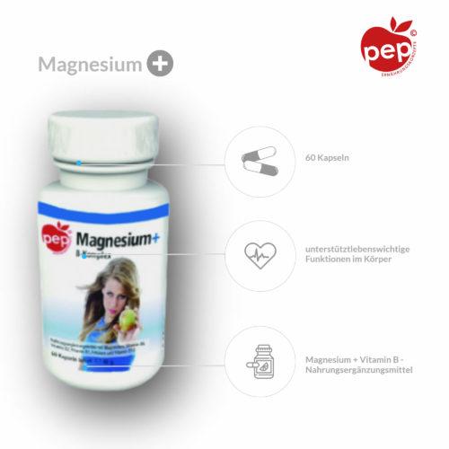 Pep-Magnesium-Plus